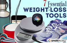 7 Essential Weight-Loss Tools - While its true that all you really need to lose weight are good information and determination, there are plenty of helpful tools that will make the path to health and fitness a little easier and a lot more fun. Ive gathered a list of the kinds of things that have helped me in my own weight-loss journey. Youll need different tools at different stages, but these are great when youre just getting started.