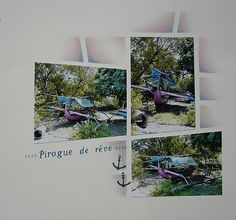 Pirogue de rêve - Canoe Dream