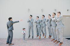 Noivo e padrinhos - groom and groomsman