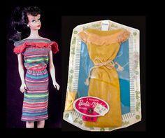 Fashion Pak Knit Dress (1963)