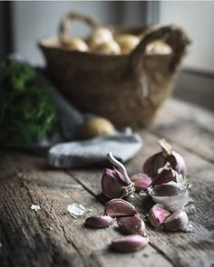 Garlic. Credi