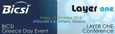 Σκοπός του BICSI είναι η παροχή πληροφοριών, εκπαίδευσης και τεχνογνωσίας για ιδιώτες και εταιρίες της αγοράς πληροφοριακών τεχνολογικών συστημάτων.  Όπως κάθε χρόνο, έτσι και φέτος ο BICSI Ελλάδας διοργανώνει, στα πλαίσια του Layer one 2013, το BICSI Greece Day Event με πλούσια θεματολογία και διεθνείς ομιλητές.