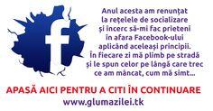 Renuntare la facebook