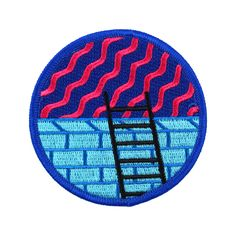 Stairs To Nowhere Patch by Elevator Teeth from Valley Cruise Press