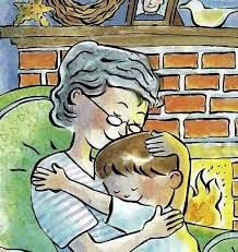 Grandma and Grandbaby