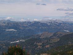 Algatocin, Genalguacil y Jubrique, en pleno valle del Genal y la serranía de Ronda, Málaga.