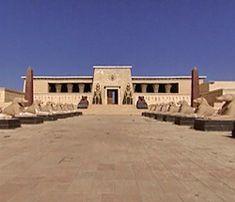 S10E11: Atlas Studios, Ouarzazate, Morocco