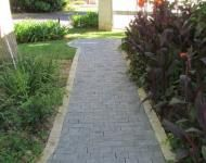 Our cobbles are perfect for that garden path you've always wanted! Cobblestone Walkway, Garden Paths, Cape Town, Outdoor Ideas, Landscaping Ideas, Be Perfect, Charcoal, Sidewalk, Landscape