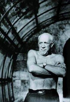 Pablo Picasso http://elogedelart.canalblog.com/archives/photographs_/p310-0.html