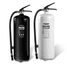 Brandsläckare Design,  6 Kg Pulver, Housegard
