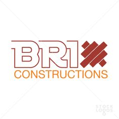 "Like the way the bricks are incorporated into typeface.  also like the ""BRI"" typeface"