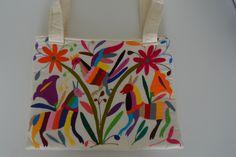 Laptop bag | Otomi colorful embroidered purse | Ipad Bag | colorful bag | Otomi pattern Hand Embroidered | Otomi Handbag | Shoulder Bag |