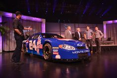 Jeff's car at Barrett Jackson Sold for 500,000!