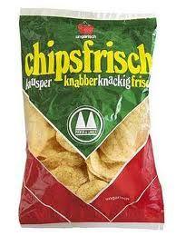 Chipsfrisch ...als Schummeltüten noch ein Fremdwort wsr