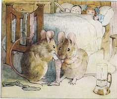 Beatrix Potter The Tale of Two Bad Mice