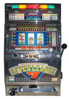 Seven-League-Coin-Op-Slot-Machine - we buy pinball machines. Dinner Recipes For Kids, Kids Meals, Las Vegas Slots, Cars 1, Nevada Usa, Gambling Quotes, Healthy Meals For Two, Best Casino, Slot Online