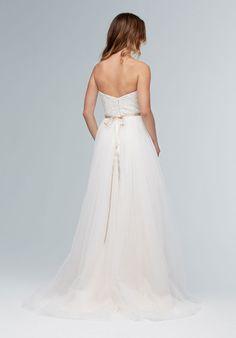 Wtoo Brides Sabine 16730 A-Line Wedding Dress