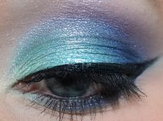 BH Cosmetics AWESOME Galaxy Chic EYESHADOWS! Review + Tutorial [Video] - xSparkage