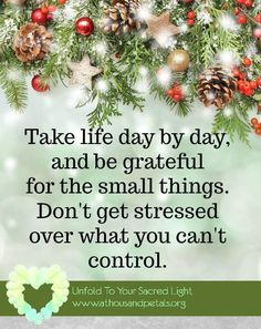 Give it to God, He's the One in control of ALL things! December Wishes, I Am Blessed, A Day In Life, Inspiration Quotes, Blessings, Grateful, Stress, Faith, Inspirational