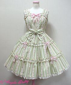Classical Petit Roseジャンパースカート