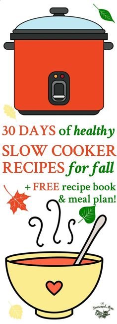 Lorena garcia skinny mini onetouch cooking system little cookers an awesome meal plan with 30 days of healthy slow cooker recipes for fall plus fandeluxe Images