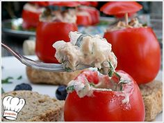 Greek Beauty, Snack Recipes, Snacks, Greek Recipes, Finger Foods, Recipies, Appetizers, Stuffed Peppers, Vegetables