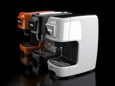 TACTA Touch screen simplified coffee machine by Roberto Putzu at Coroflot.com