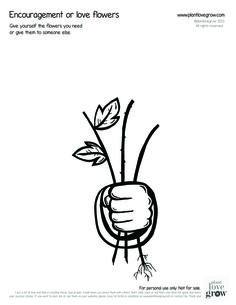 Encouragement or love flowers www.plantlovegrow… Encouragement or love flowers www. Respect Activities, Counseling Activities, Activities For Kids, Robert Kiyosaki, Sequencing Pictures, Encouragement, Drawing Activities, Cute Coloring Pages, Art Drawings For Kids