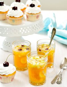Ponche de Frutas Recipe (Fruit Punch): A classic of Dominican children's birthdays. this is a reinvented version, as well as an option to serve to grownups.