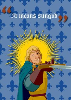 Captain Phoebus, The Hunchback of Notre Dame