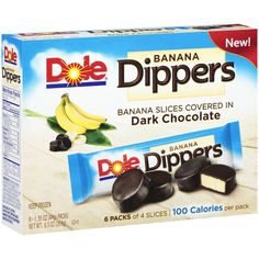 dole banana dippers -Need to find these!
