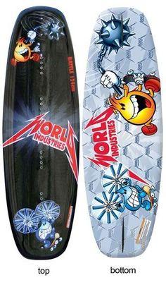 Wakeboard Bindings 47362: World Industries Battle!!! Wakeboard -> BUY IT NOW ONLY: $49.99 on eBay!