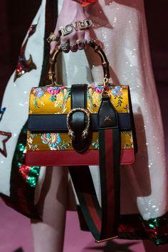 Gucci at Milan Spring 2017 - Details