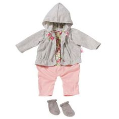 Baby Annabell Outfits On Hanger ... (Barcode EAN=4001167519813) http://www.MightGet.com/march-2017-1/baby-annabell-outfits-on-hanger.asp