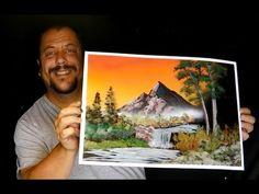 How to Spray Paint Art Full 1 Hour Tutorial - YouTube