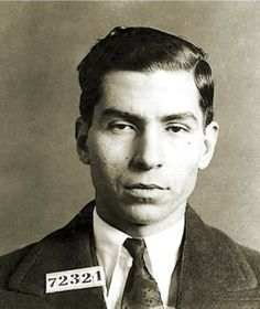 "Charles ""Lucky"" Luciano                                                                                                                                                                                 More"