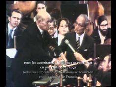 Discurs Pau Casals ONU (1971) - Fundació Pau Casals. #taldiacomavui va morir Pau Casals a Puerto Rico. La seva memòria i casa a El Vendrell estan en mans de la Fundació Pau Casals. Discurs d'agraïment de Pau Casals a la seu de de l'ONU just després d'haver rebut la Medalla de la Pau d'aquesta institució. #Catalunya
