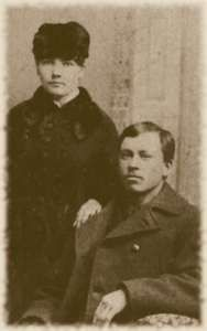 Laura and Almanzo Wilder. I would have loved meeting both of them.