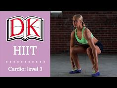 HIIT Workout: Cardio Level 3 - YouTube