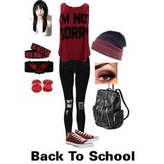 """Untitled #18"" by emogirl01 on Polyvore"