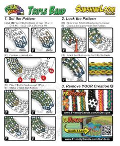 Sunshine Loom Instructions - Page 3