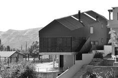 casa Merlini. Carlos Paz, Córdoba. 2009-2012. (Ricardo Sargiotti con x-arquitectos)