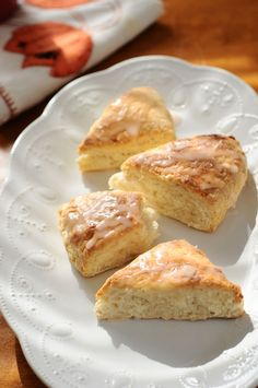 Easiest #Vegan Scones Ever - Light and Fluffy and Only 3 Ingredients!