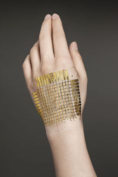 """With This Electronic """"Tattoo,"""" We Just Hit the Next Wave of Wearables"""