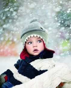 Child winter photos
