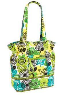 New Summer bag? Vera Bradley Lime's Up, Spring 2012