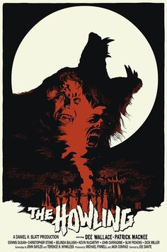 The Howling (paint by Francavilla)