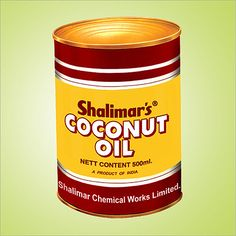 In order to meet the various requirements of our esteemed clients, we are engaged in offering a broad assortment of Coconut Oil Tin Jar in different quantities and packaging options. Mustard Oil, Garam Masala, Coriander, Turmeric, Coffee Cans, Home Remedies, Coconut Oil, Tin