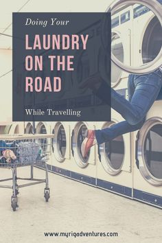 Keeping on top of the laundry is an unavoidable fact of life. Whether you're at home or travelling Australia (or the world), the washing pile will endeavour to grow. Once you get into the best routine that works for you, it's not a huge task. Here are a multitude of ways to do the washing while on the road travelling. #washing #laundry #travelling #ontheroad #travel