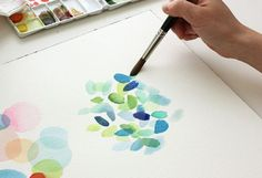 A very detailed watercolour tutorial covering basics and supplies to get you started on this fascinating hobby – The Alison Show  | followpics.co